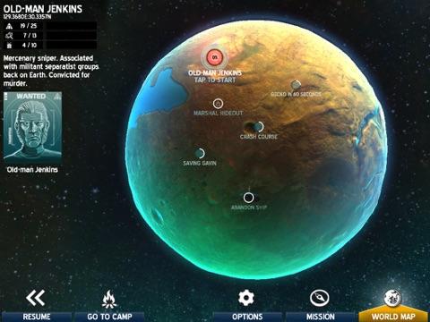Space Marshals 앱스토어 스크린샷