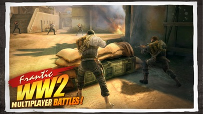 Screenshots of Brothers in Arms® 3: Sons of War for iPhone