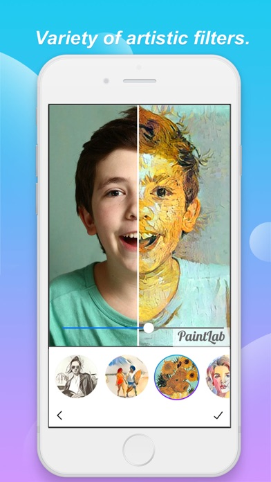 paintlab   beauty camera and photo editor with art effects