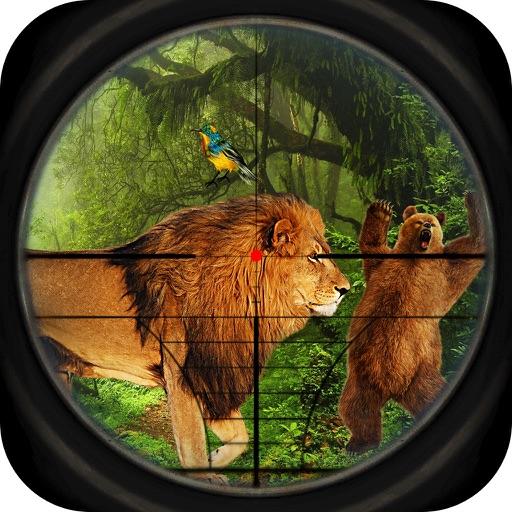 Jungle Sniper Hunting - Top Shooting Adventure Game 2016 iOS App