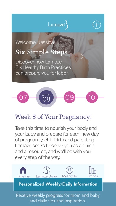 download Pregnancy to Parenting apps 4