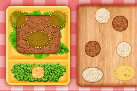 Bento Box Shapes screenshot 3