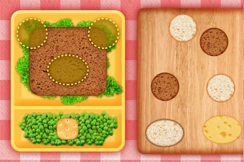 Bento Box Shapes screenshot 3