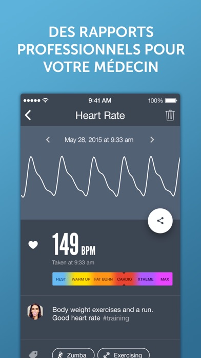 download Fréquence Cardiaque+ apps 3