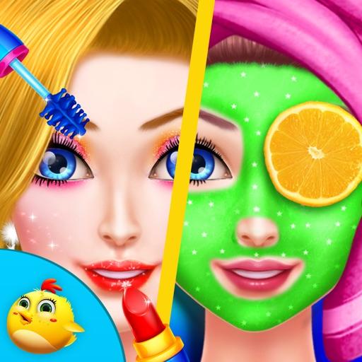Fashion Princess Christmas Spa iOS App