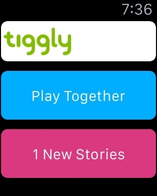 Tiggly Story Maker: Build Words and Record Your Own Tales Screenshot