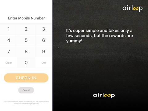 AirLoop Kiosk screenshot 3