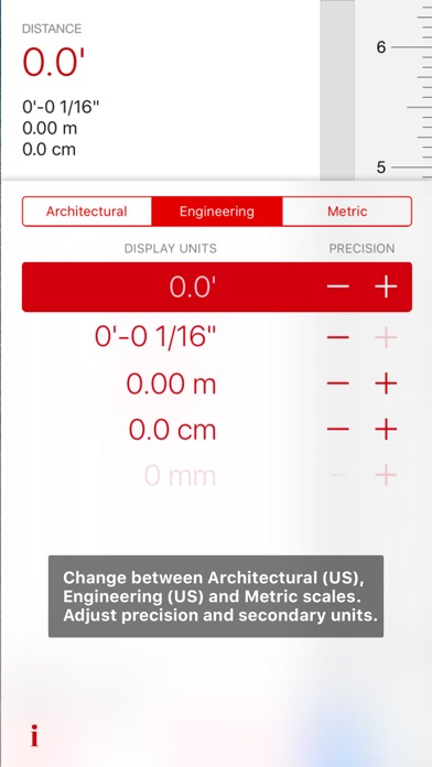 Scala Architectural And Engineering Scale On The App Store