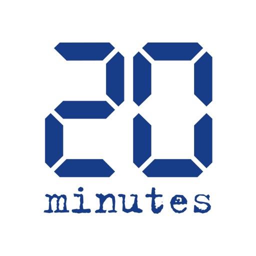 20 minutes news en continu par 20 minutes france. Black Bedroom Furniture Sets. Home Design Ideas