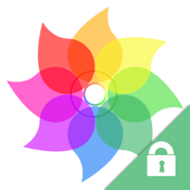 iVault - Keep Private Photo.s & Personal Video.s Vault Safe by Free Secret Picture Locker Apps icon