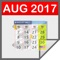 download Malaysia Calendar 2017, Public Holidays & Tasks