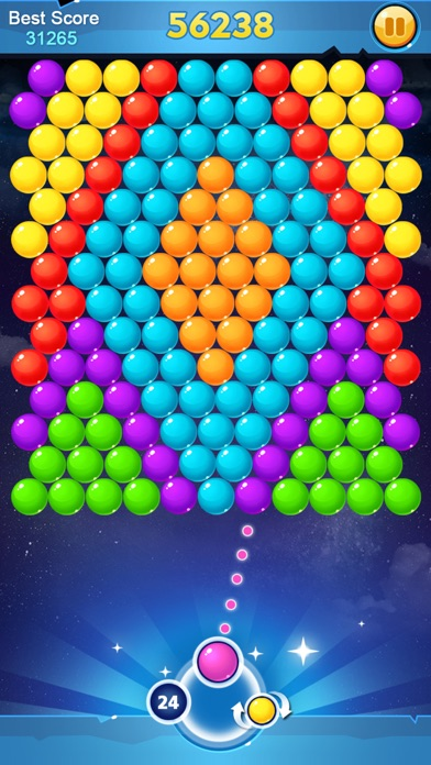 Play Bubble Shooter Classic free online