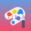 PIERRE SIROIS - Color apps - Coloring Book  artwork