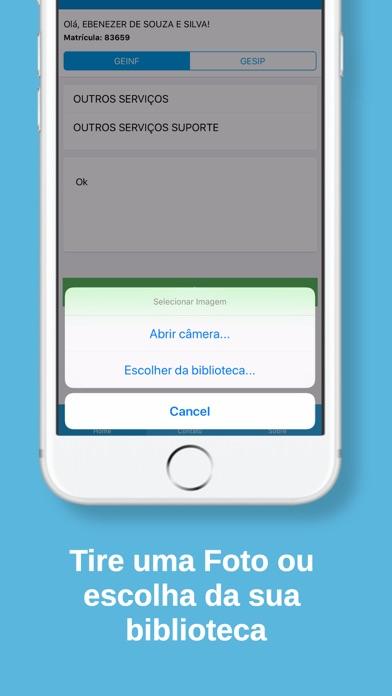 Screenshot of SGCMobile App