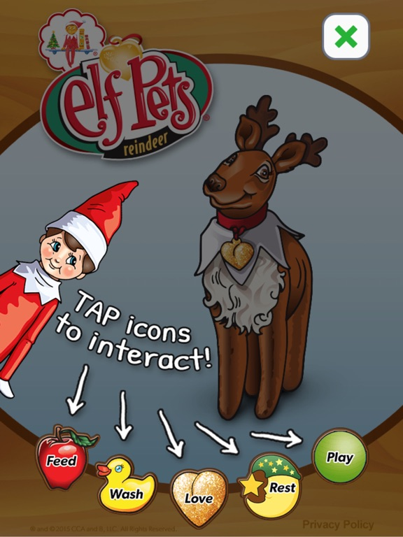 Elf Pets Virtual Reindeer For iOS Has First Free Sale In A Year