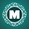 Magic Monogram Wallpaper Maker  - engrave your name on custom wallpapers