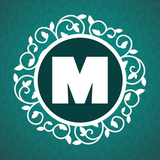 Magic Monogram Wallpaper Maker