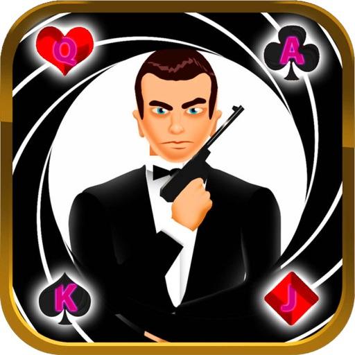 SPY Game Blackjack, Roulette, Slots Free iOS App