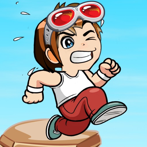 Jumping Jack Wilderness - New Style Flappy Game iOS App