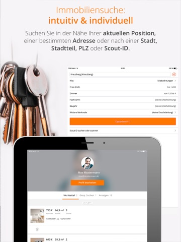 ImmobilienScout24 - Immobilien screenshot 2