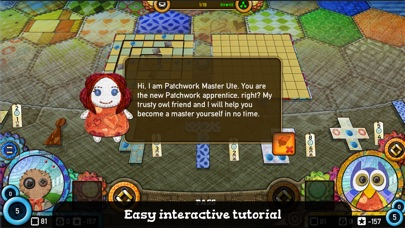Patchwork The Game screenshot 5