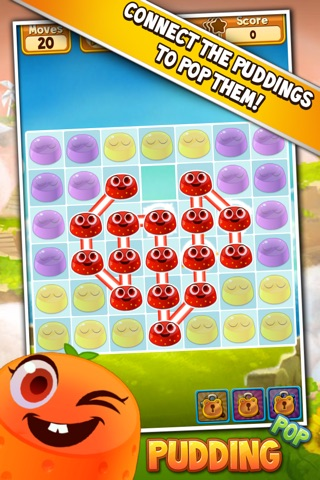 Pudding Pop Mobile screenshot 2