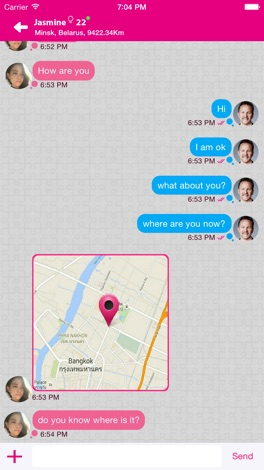Thai dating app iphone