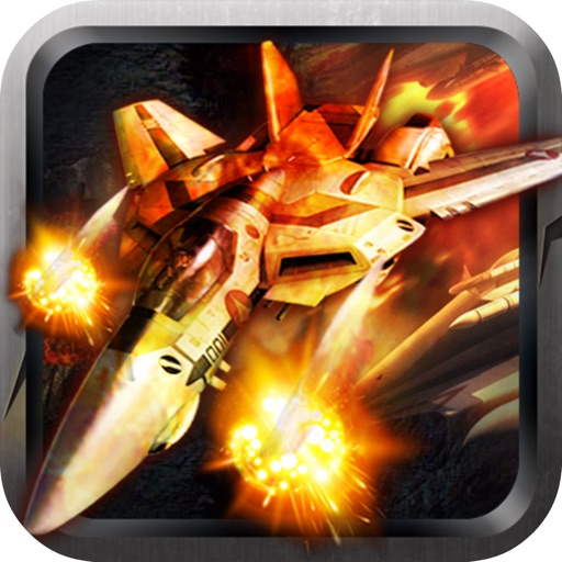Galaxy Fighter Legend - Jet Shoot Emup iOS App