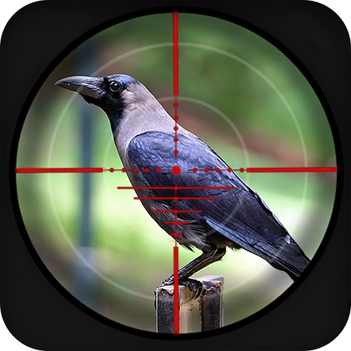 Forest Crow Hunting 3d Free iOS App