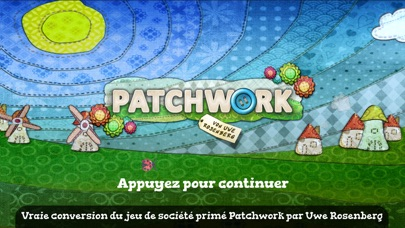 Screenshot Patchwork Le Jeu