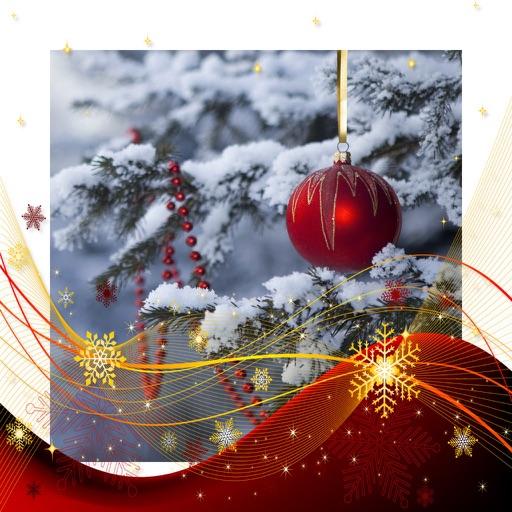 Snow Frame - Art Photo frame iOS App