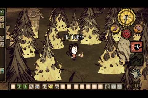 Don't Starve: Pocket Edition screenshot 1