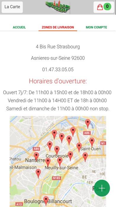 Rapido Pizza AsnièresCapture d'écran de 4