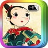 Hua Mu-Lan - Interactive Fairy Tale Book iBigToy Apps for iPhone/iPad
