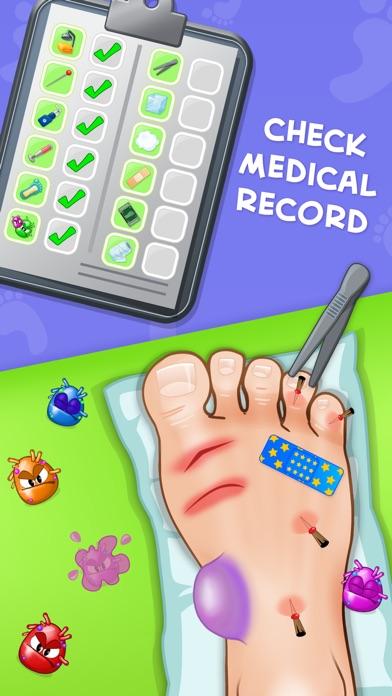Crazy Foot Doctor-クレイ... screenshot1