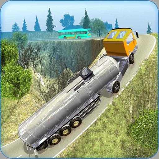 Offroad Oil Tanker Transporter iOS App