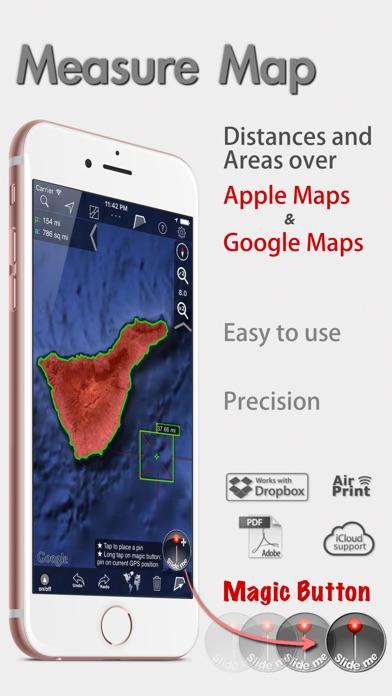地図計測 Screenshot