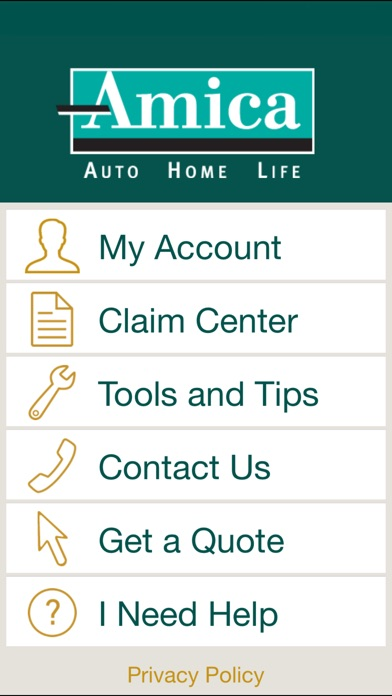 Amica Homeowners Insurance amica on the app store