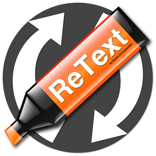 ReText - RegEx Search & Replace Machine