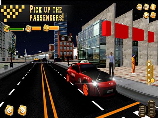 In Taxi: Drive Simulation 2016 screenshot 7