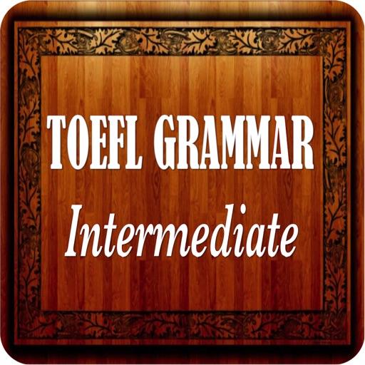 TOEFL Grammar Intermediate Practice. iOS App