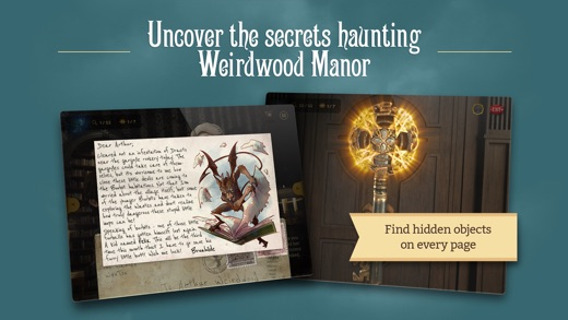 Weirdwood Manor Screenshots