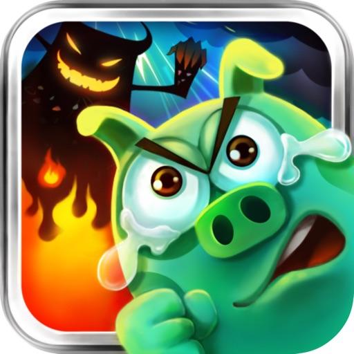 Angry Piggy 2016 iOS App