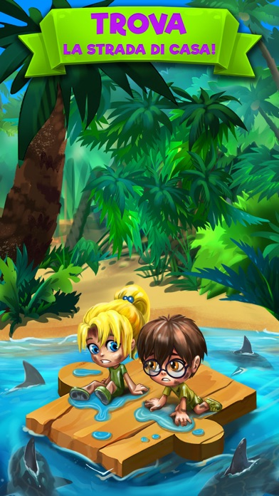 Screenshot of Island Experiment3
