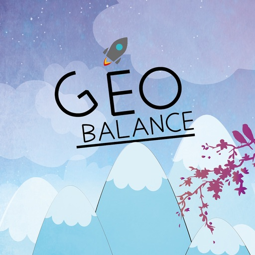GeoBalance iOS App