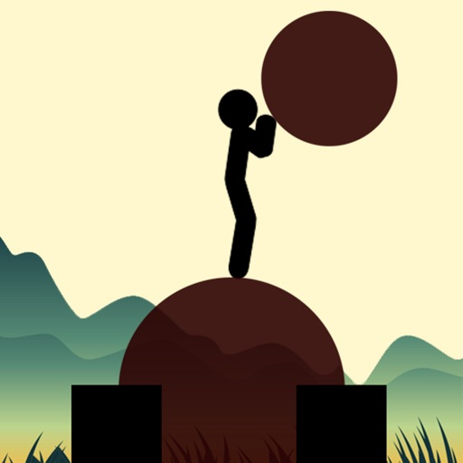 Stickman Blow (Balloon Hero) iOS App