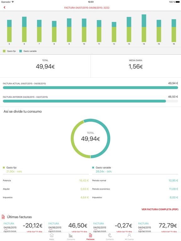 tu oficina online viesgo en el app store