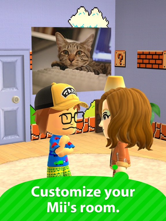 Miitomo Screenshots