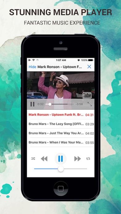 Mytube Pro - Video Music Player for Youtube Screenshot