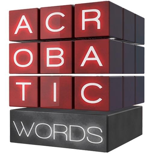 Acrobatic Words iOS App